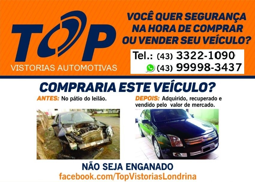 [Top Vistorias Automotivas]